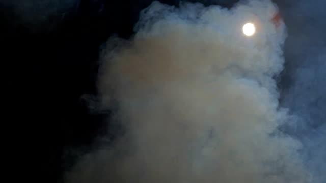 Smoke and light