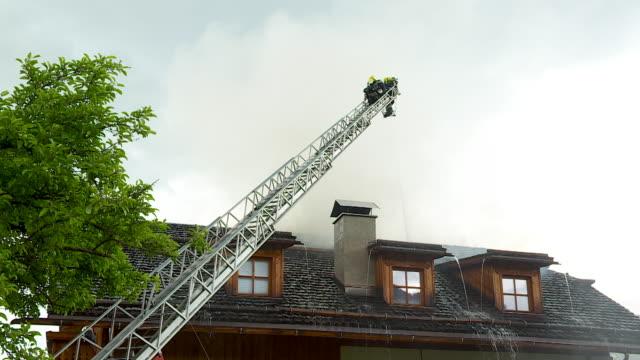 Smoke burns, backdraft, firefighters