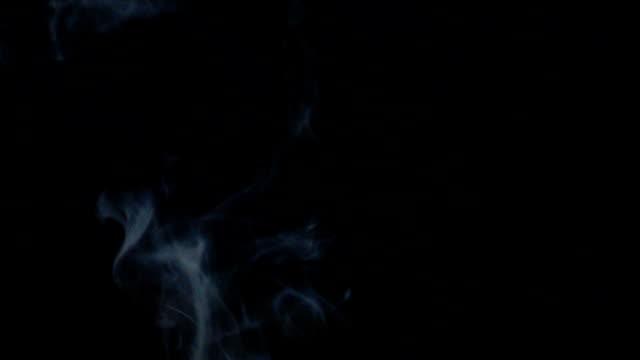 smoke coming - spirituality stock videos & royalty-free footage