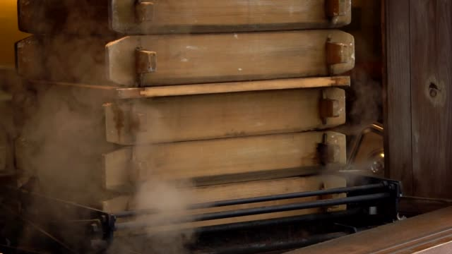 smoke from food steaming - kitchenware shop stock videos & royalty-free footage