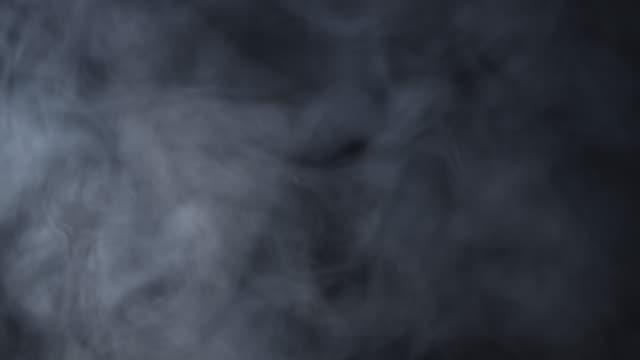 4K rook in beweging
