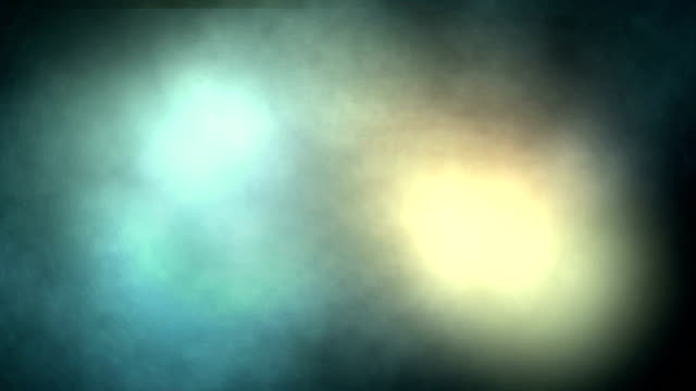 Smoke in the glow, Abstract background