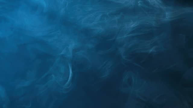 smoke on black. abstract background - fog stock videos & royalty-free footage