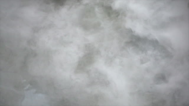 smoke on water slow motion - dry ice stock videos & royalty-free footage