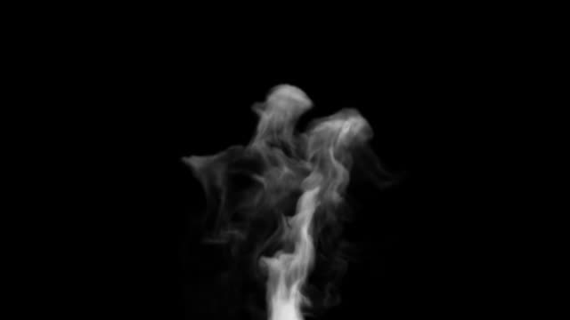 smoke plume - incense stock videos & royalty-free footage