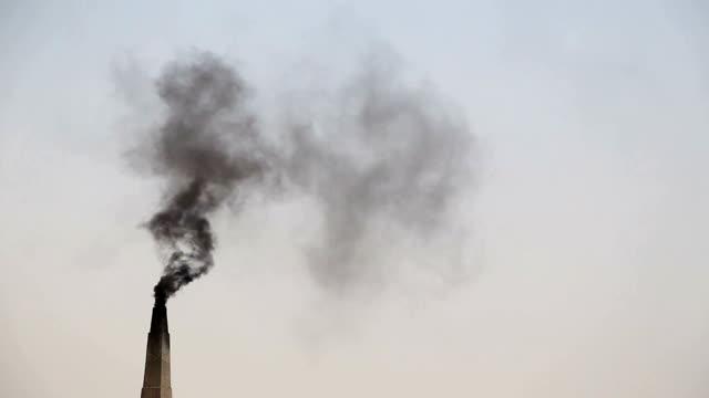 Rook vervuiling!