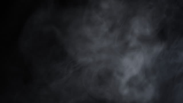 4k smoke - slow motion - smoke physical structure stock videos & royalty-free footage