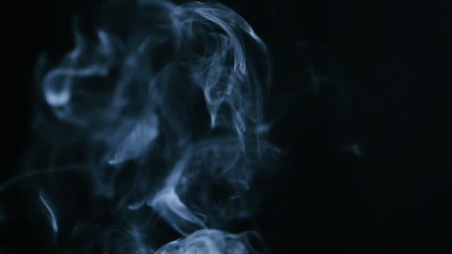 煙ます。Vapour