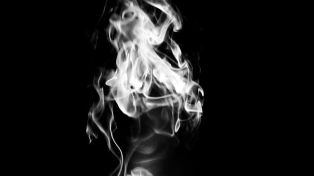 bw rauch - roll over stock-videos und b-roll-filmmaterial