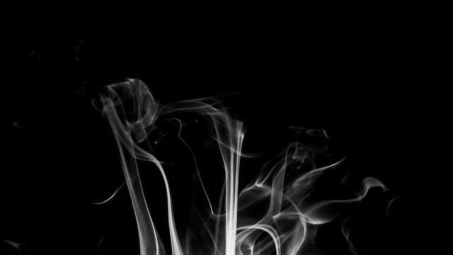 bw smoke - wispy stock videos and b-roll footage