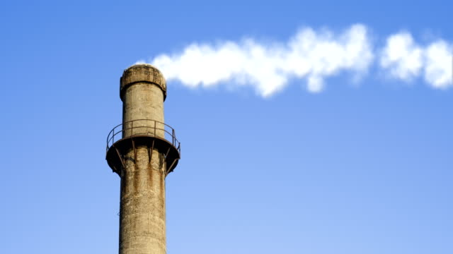 smokestack - chimney stock videos & royalty-free footage