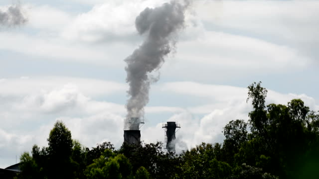 smokestack - carbon monoxide stock videos & royalty-free footage
