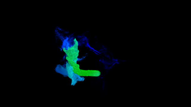 Smokey partículas