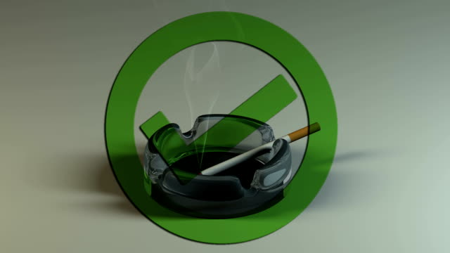 Smoking allowed! (loopable)