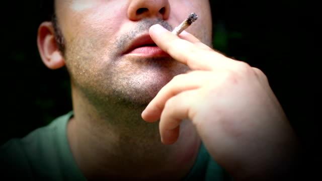Rauchen pot.
