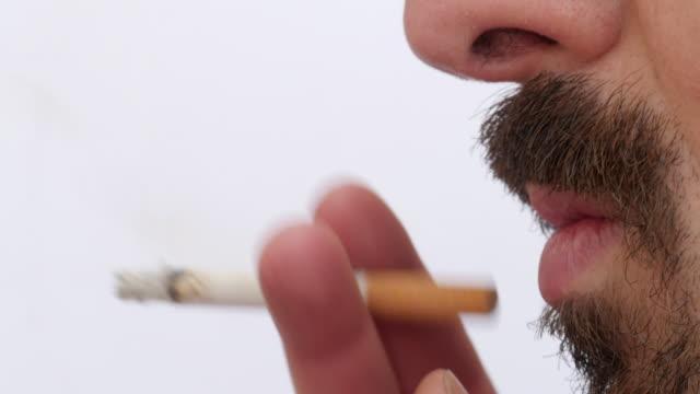 smoking series - smoking issues stock videos & royalty-free footage