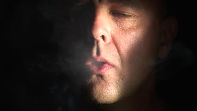 hd: smoking - cigarette stock videos & royalty-free footage