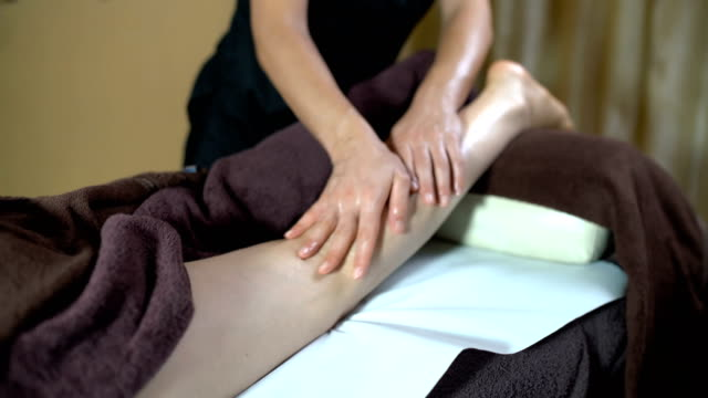 smooth and gentle - massage table stock videos & royalty-free footage