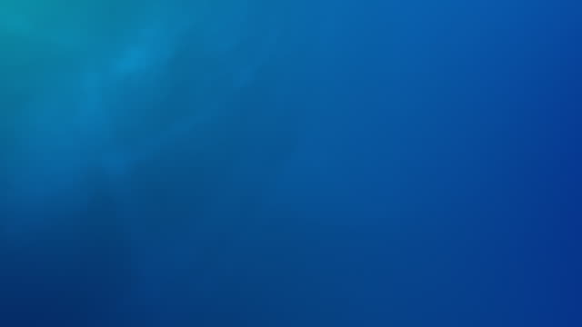 smooth, clean and abstract, looped gradient background 4k video for underwater, ocean, hypnotising, organic and fairy tale concepts - tranquility stock videos & royalty-free footage