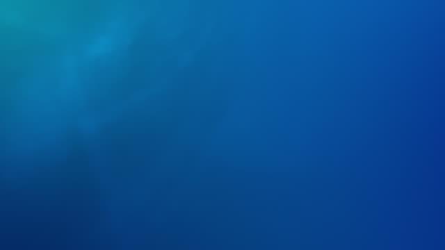 slät, ren och abstrakt, looped gradient bakgrund 4k video för undervattens bruk, ocean, hypnotising, organiska och saga begrepp - tranquility bildbanksvideor och videomaterial från bakom kulisserna