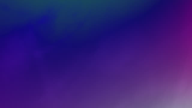 smooth, clean and abstract, looped gradient background 4k video for underwater, ocean, sky, clouds, hypnotising, organic and fairy tale concepts - purple background stock videos & royalty-free footage