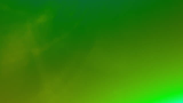 smooth, clean and abstract, looped gradient background 4k video for underwater, ocean, sky, clouds, hypnotising, organic and fairy tale concepts - green background stock videos & royalty-free footage