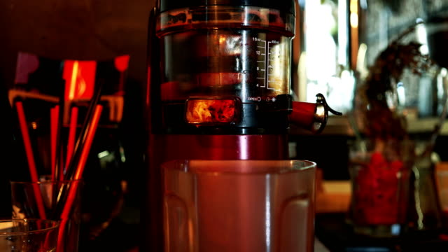 smoothie maker - tomato juice stock videos and b-roll footage