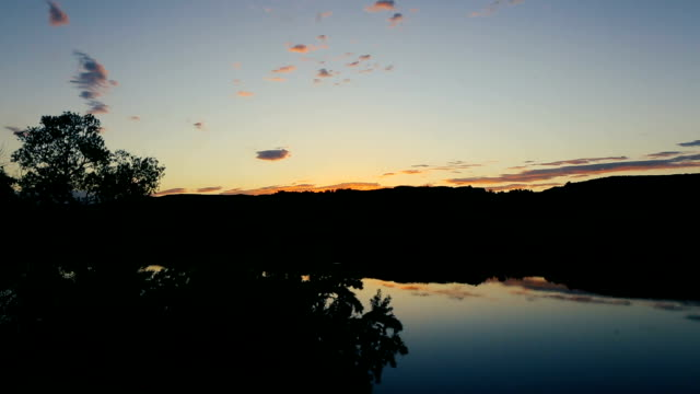 snake river at sundown - snake river stock videos and b-roll footage