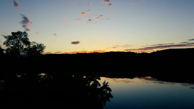 snake river at sundown - river snake stock videos & royalty-free footage
