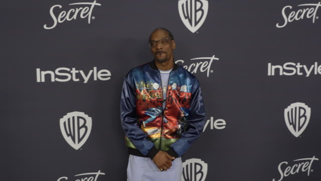 snoop dogg at the beverly hilton hotel on january 05, 2020 in beverly hills, california. - snoop dogg stock videos & royalty-free footage