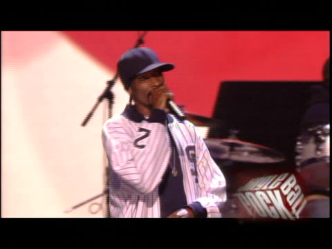 snoop dogg at the kiis fm jingle ball concert 2004 at the pond of aneheim in aneheim california on december 4 2004 - 2004 stock videos & royalty-free footage