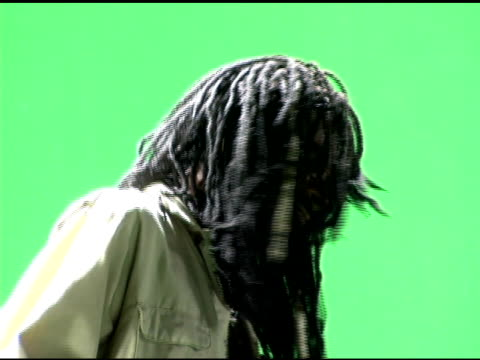 snoop dogg at the set of korn's new music video 'twisted transistor' on october 6, 2005. - music video stock videos & royalty-free footage