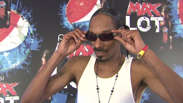snoop dogg at the snoop dogg's funk n soul extravaganza presented by pepsi max at 2011 sxsw music and film festival at austin tx - soul music stock videos & royalty-free footage