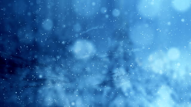snow background | loopable - christmas lights stock videos & royalty-free footage