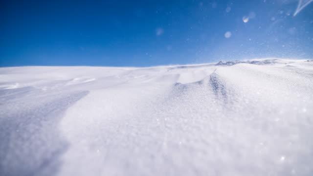 雪の風をお楽しみください。