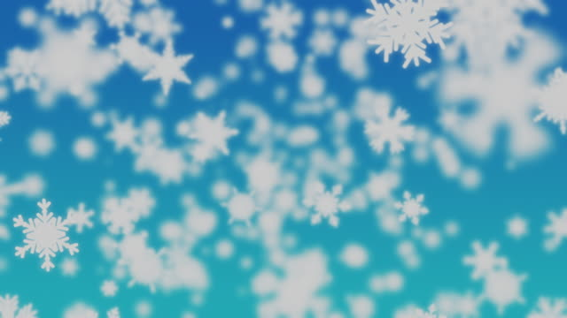 4k snow falling - ice crystal stock videos and b-roll footage
