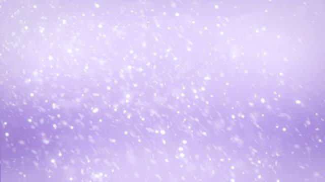 vídeos de stock, filmes e b-roll de 4k de neve caindo - chuva congelada