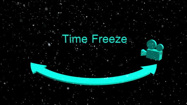 snowfall alpha - freez time and live camera - snow chroma key stock videos & royalty-free footage