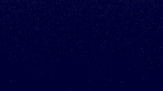 snowfall on blue screen - dark blue stock videos & royalty-free footage
