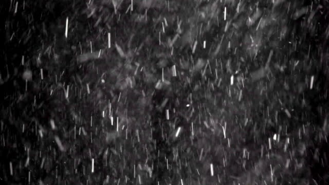 stockvideo's en b-roll-footage met snowfall - sneeuwstorm