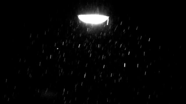 vídeos y material grabado en eventos de stock de nevadas - imagen virada