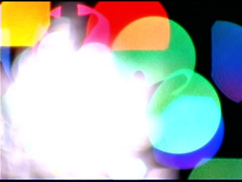 snowflake ornament - aufblenden stock-videos und b-roll-filmmaterial
