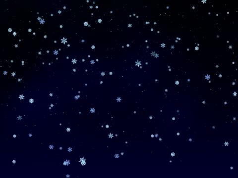 vídeos de stock e filmes b-roll de flocos de neve - festival da neve