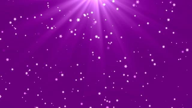 snowing - purple stock videos & royalty-free footage