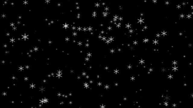 stockvideo's en b-roll-footage met sneeuwt - sneeuwvlok