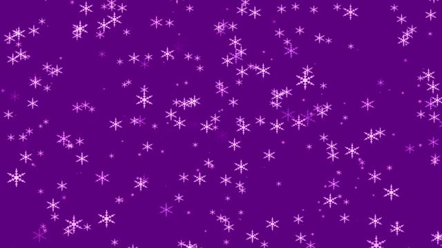 雪が降っています。 - クリスマスカード点の映像素材/bロール