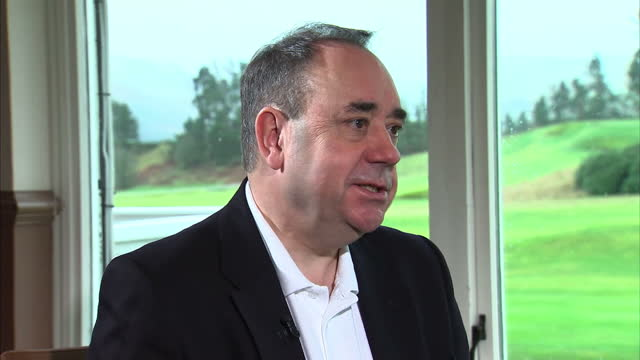 stockvideo's en b-roll-footage met so given their problems in the polls how can alex salmond and the snp convince enough voters to make their independence dream a reality sky's dermot... - overtuiging