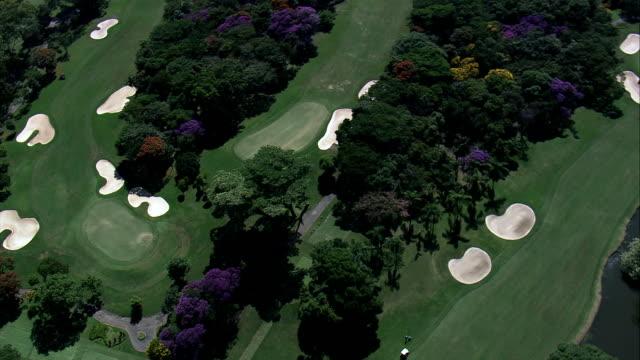 São Paulo Golf Club  - Aerial View - São Paulo, Brazil