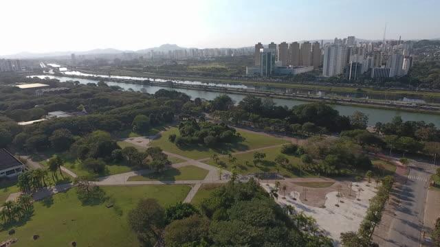 São Paulo landscape view