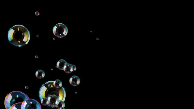 soap bubbles - bubble stock videos & royalty-free footage